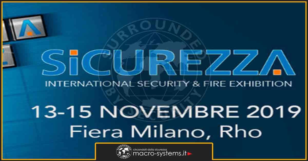 Sicurezza 2019