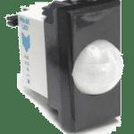 Sensore infrarosso da incasso per impianti di allarme