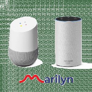 Sistema vocale integrato Marilyn
