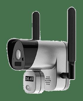 Telecamera misura temperatura corporea wifi