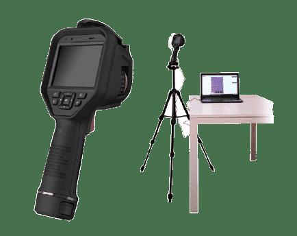 Telecamera portatile termica