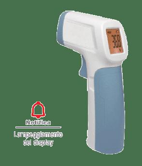 Termometro digitale base