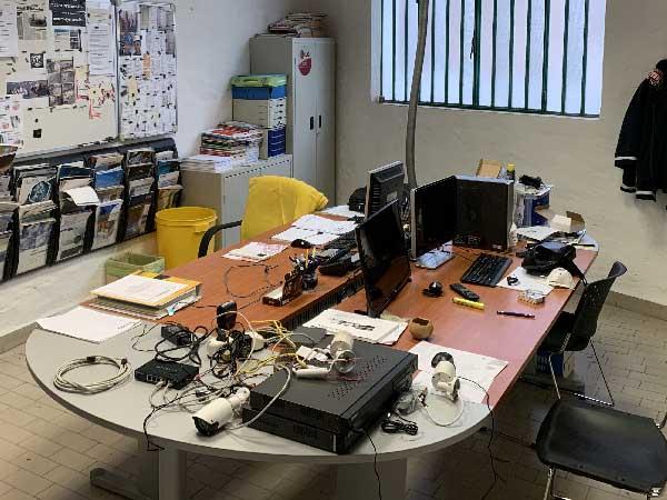 Ufficio amministrazione macro-systems